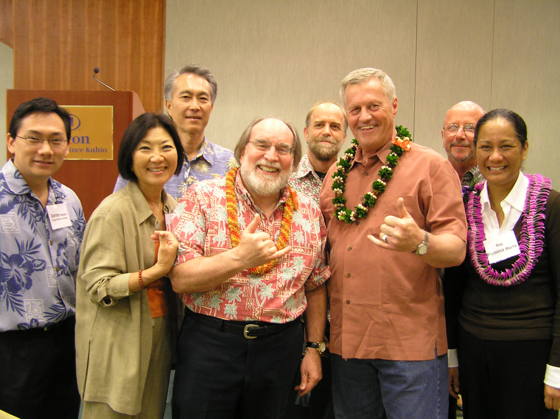 Hawaii Energy Policy Forum - Representative Peterson