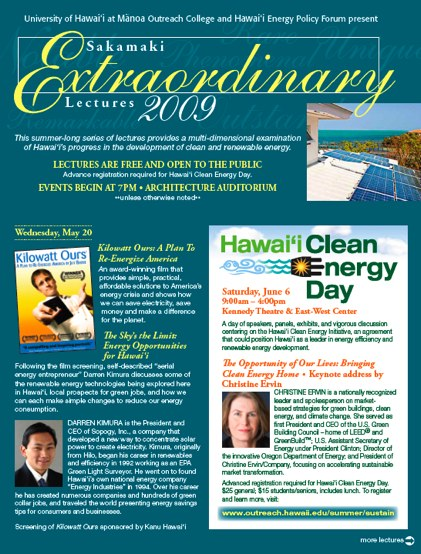 Darren Kimura to speak at the University of Hawaii at Manoa Sakamaki Extraordinary Lecture Series