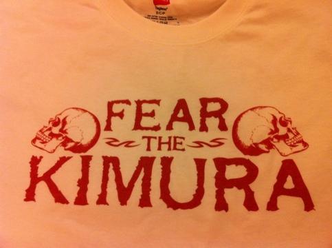 Fear the Kimura