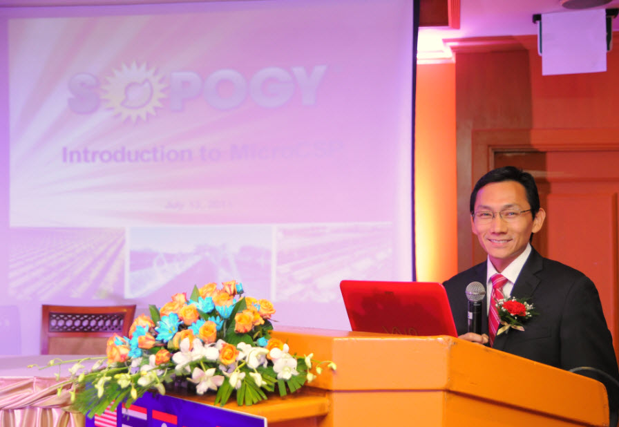 Photo Gallery from Thailand MOU signing