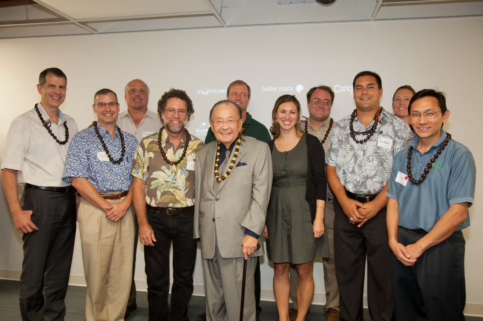 Hawaii Renewable Energy Development Venture